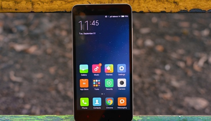 2Xiaomi Redmi Note