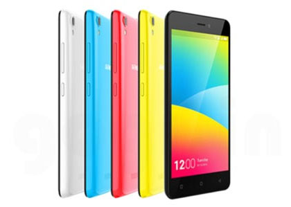 Gionee 5pw