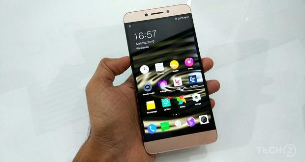 نسخهی 6 گیگابایت رم گوشی LeEco Le Max 2 برای فروش آماده شده است