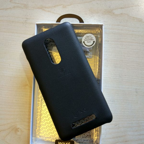 گارد چرم Redmi Note 3pro ورژن اینترنشنال