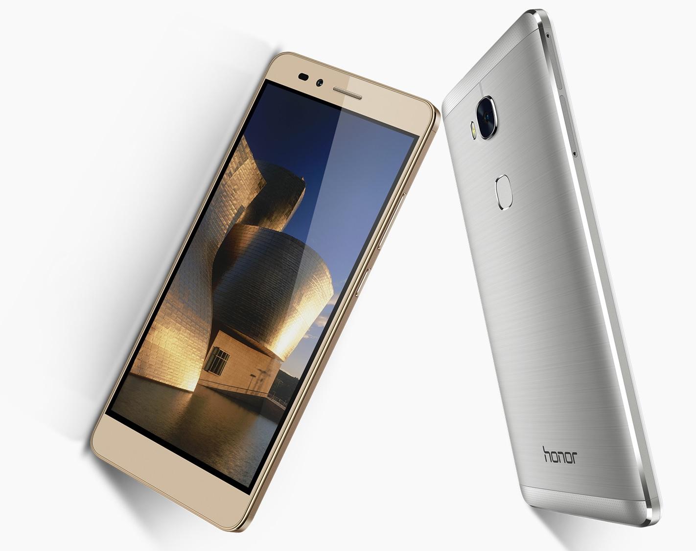 هواوی آنر ۵ ایکس «Huawei Honor 5X» معرفی شد؛ یک گوشی مقرون به صرفه با دوربین ۱۳ مگاپیکسلی