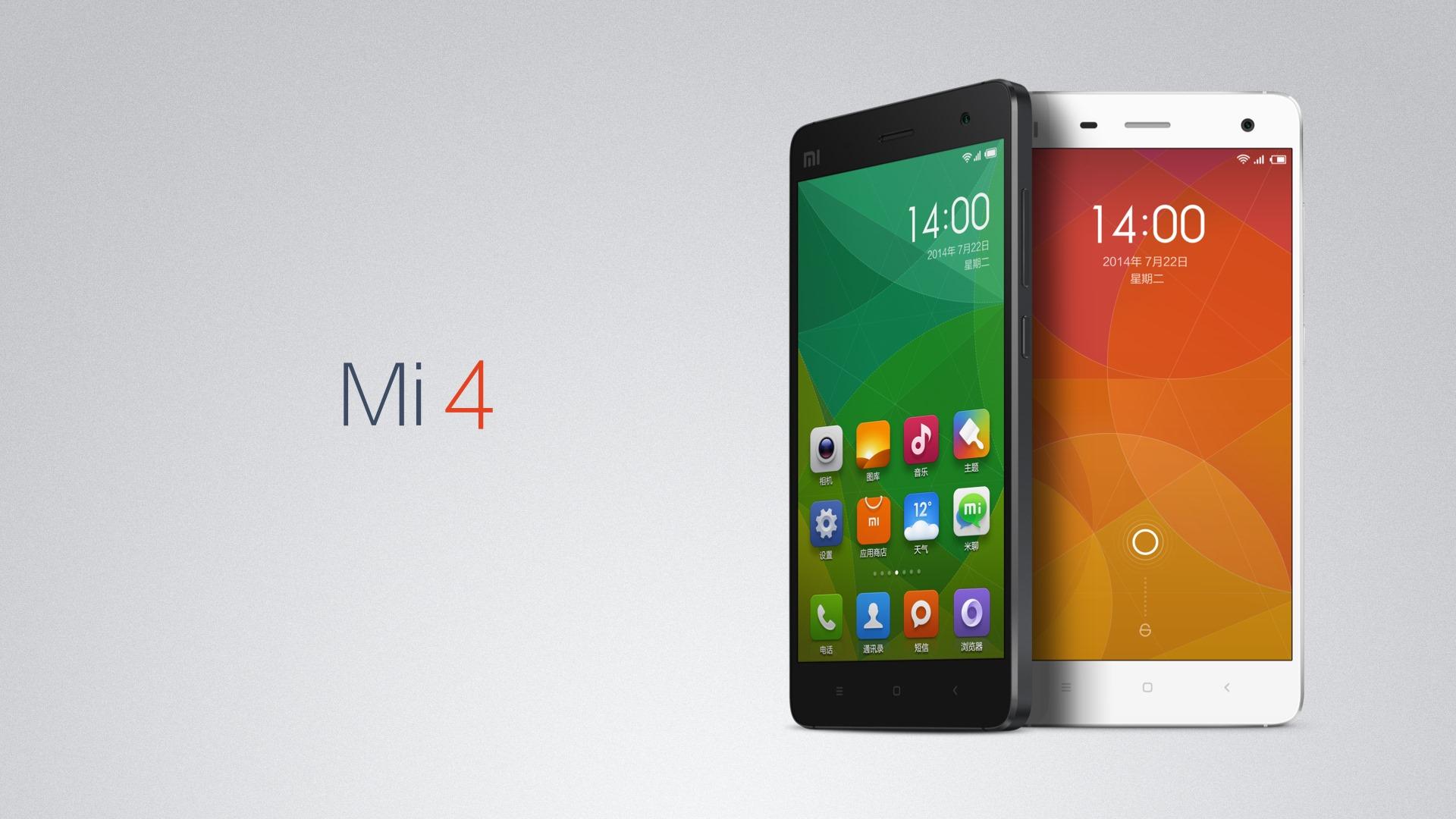 Xiaomi MI4 KK