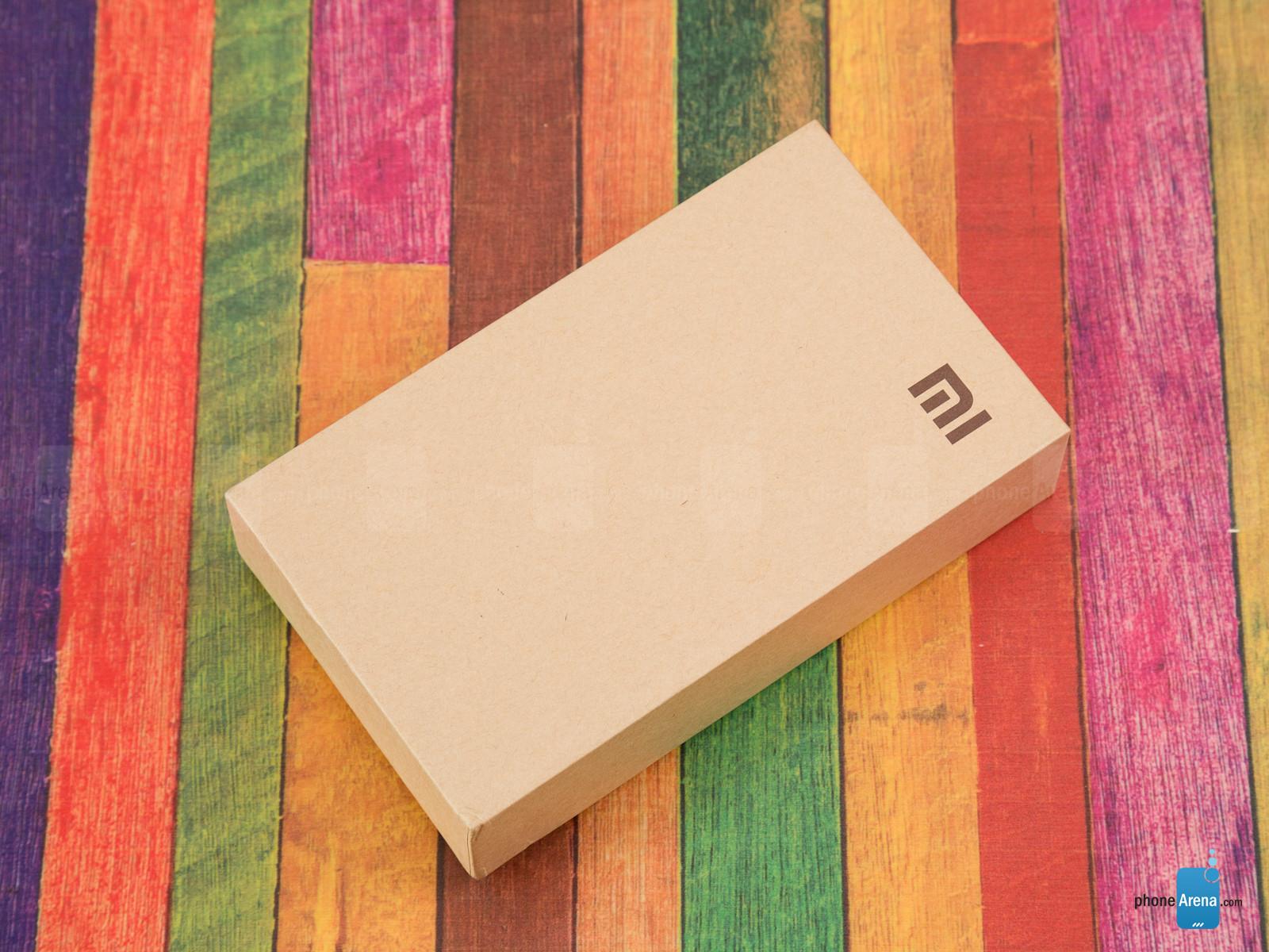 Xiaomi redmi Note 2 Box