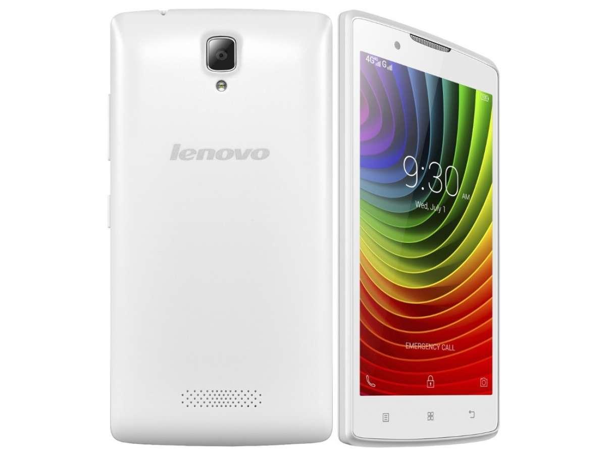 A2010 لنوو، گوشی ارزان و کاربردی از رقیبی تازه وارد!