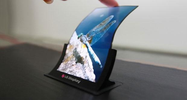 استفاده از پنل نمایشگرهای OLED ال جی در گوشی های آینده شیائومی