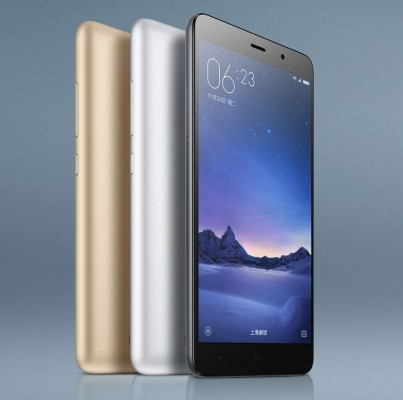 The Xiaomi Redmi Note 3 Pro is introduced e1456640868849