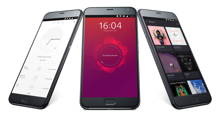 به Meizu PRO 5 Ubuntu Edition سلام کنید