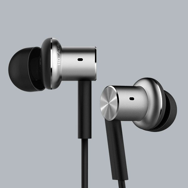 IN STOCK New 2015 Original Xiaomi Mi Hybrid Earphone Mi In Ear Piston Pro 1 More