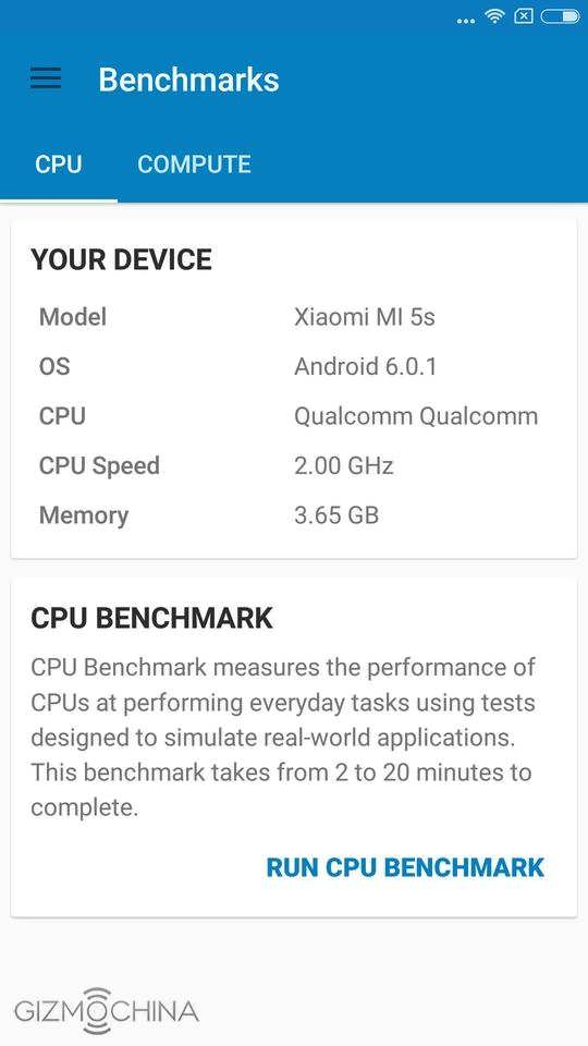 mi5s review Screenshot BenchMark 3