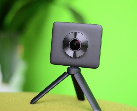 دوربین جدید شیائومی Mi Panaromic Camera ؛ همراه دو سنسور برای تصاویر ۳۶۰ درجهای