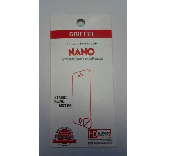 محافظ صفحه نانو پروتکتور note 4