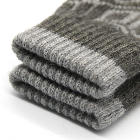 xiaomi mi mens touchscreen wool winter gloves dark gray light gray 06 3598 1480498865
