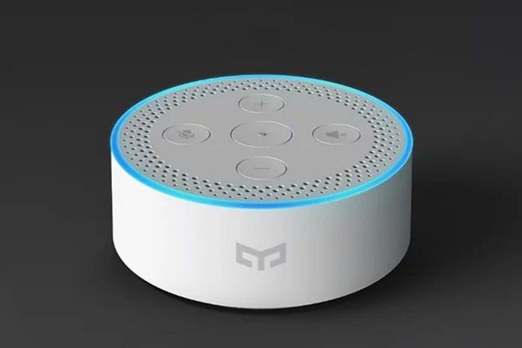 شیائومی دستیار صوتی Yeelight را که شبیه به Echo Dot بنظر می رسد، عرضه می کند.
