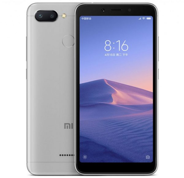 شیائومی Redmi 6 3-32GB (پک گلوبال)