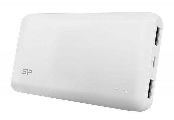 شارژر همراه سیلیکون پاور مدل S200 ظرفیت ۲۰۰۰۰ میلی آمپر ساعت