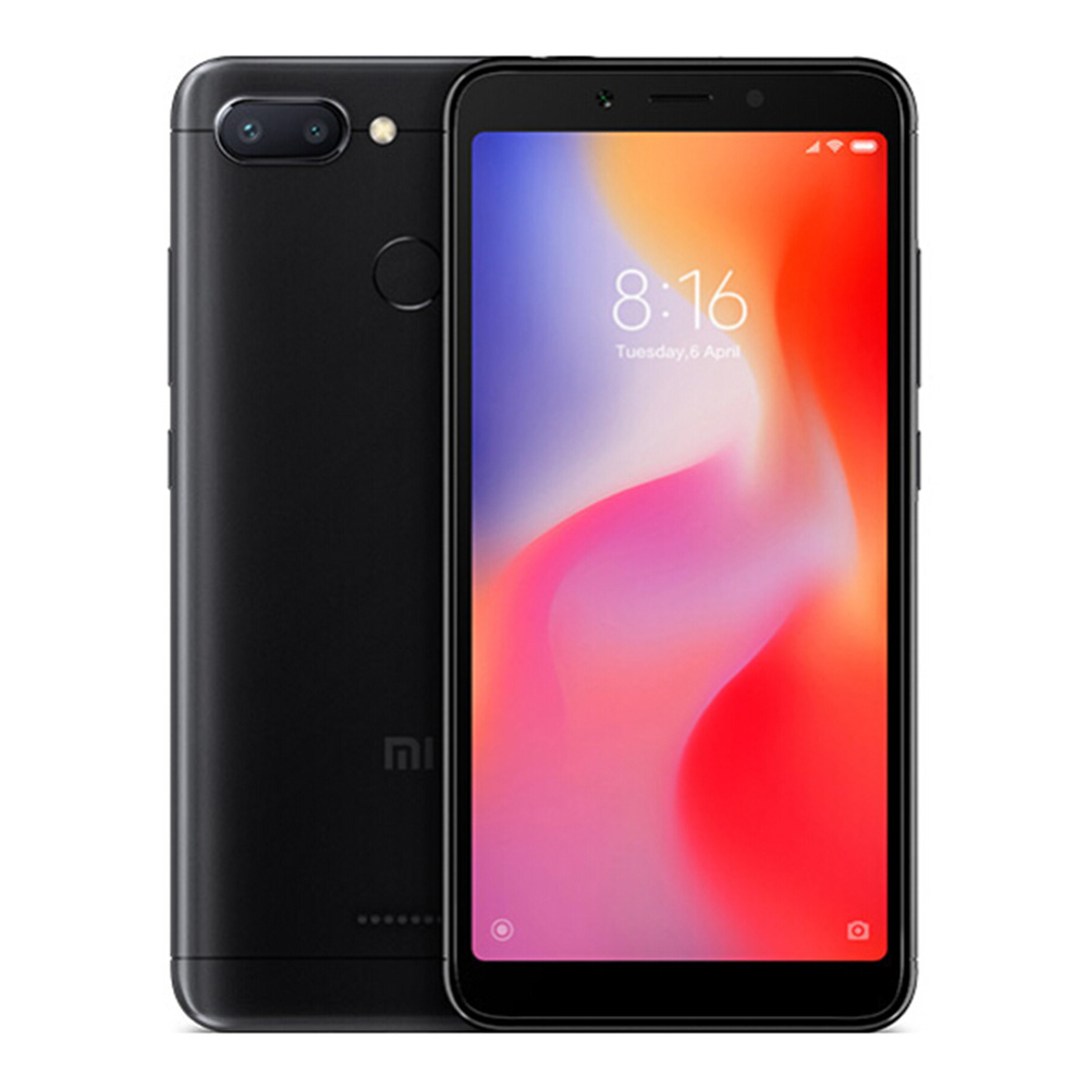 شیائومی Redmi 6 4-64GB (پک گلوبال)