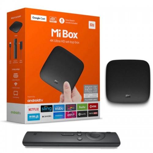 Mi TV Box شیائومی نسخه گلوبال