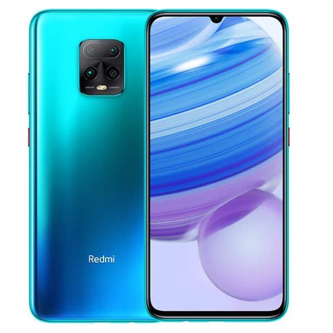 گوشی هوشمند شیائومی Redmi 10x Pro 5G با رم ۸گیگابایت و حافظه داخلی ۱۲۸ و ۲۵۶گیگابایت (پک گلوبال)