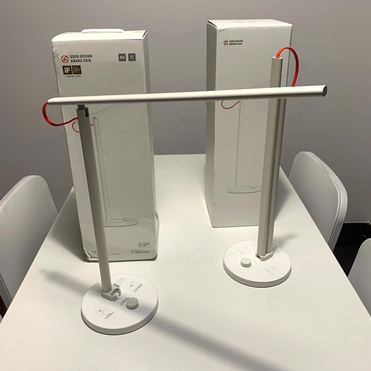 محصول شیائومی - xiaomi چراغ مطالعه (رومیزى) شیائومى Mi Desk Lamp 1S مدل MUE4105GL