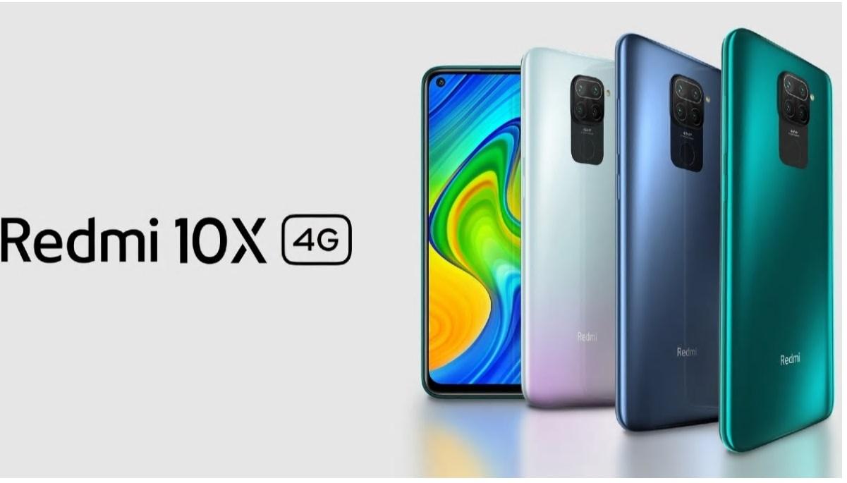 محصول شیائومی - xiaomi گوشی هوشمند شیائومی Redmi 10x 4G نسخه 6-128گیگابایت (پک گلوبال)