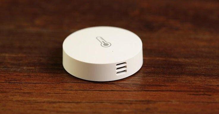 محصول شیائومی - xiaomi سنسور رطوبت و دما شیائومی Xiaomi Mi Smart Temperature and Humidity Sensor