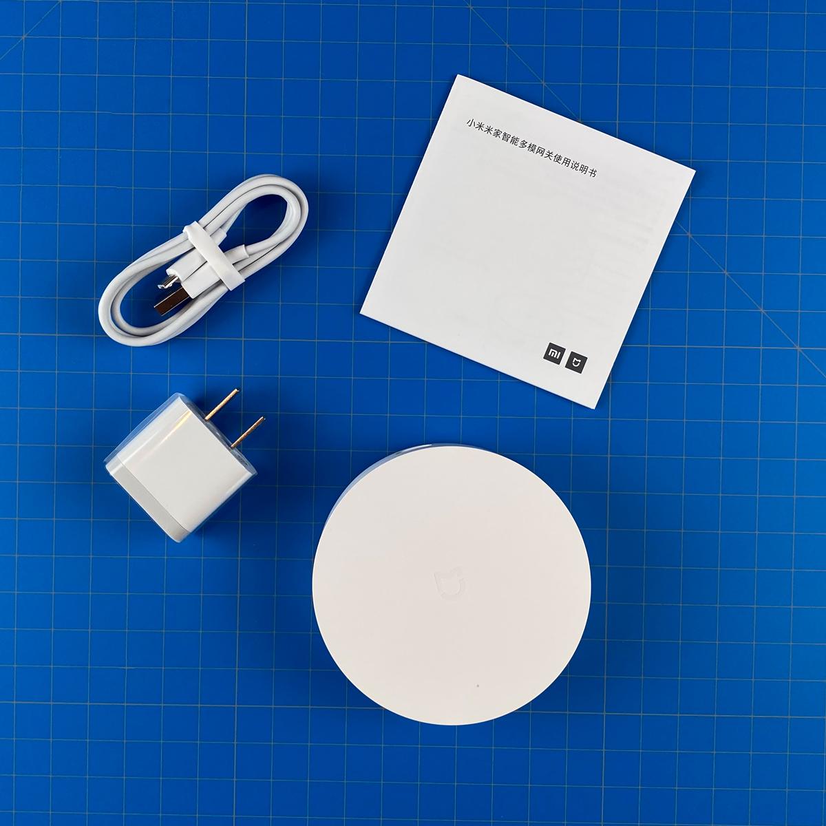 محصول شیائومی - xiaomi درگاه هوشمند چند منظوره شیائومی Mi smart gateway