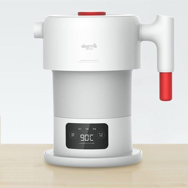 محصول شیائومی - xiaomi کتری برقی شیائومی deerma تاشونده قابل حمل مدل DH200