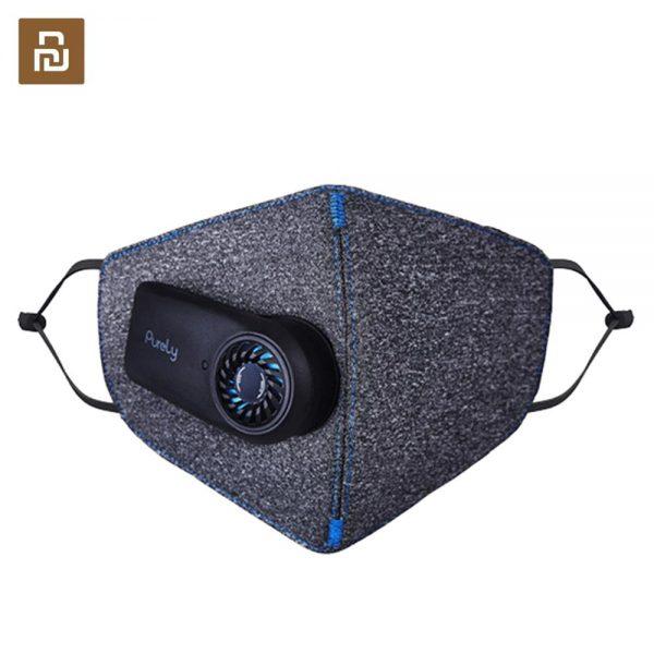 ماسک فیلتردار قابل شارژ شیائومی Purely مدل HZSN001