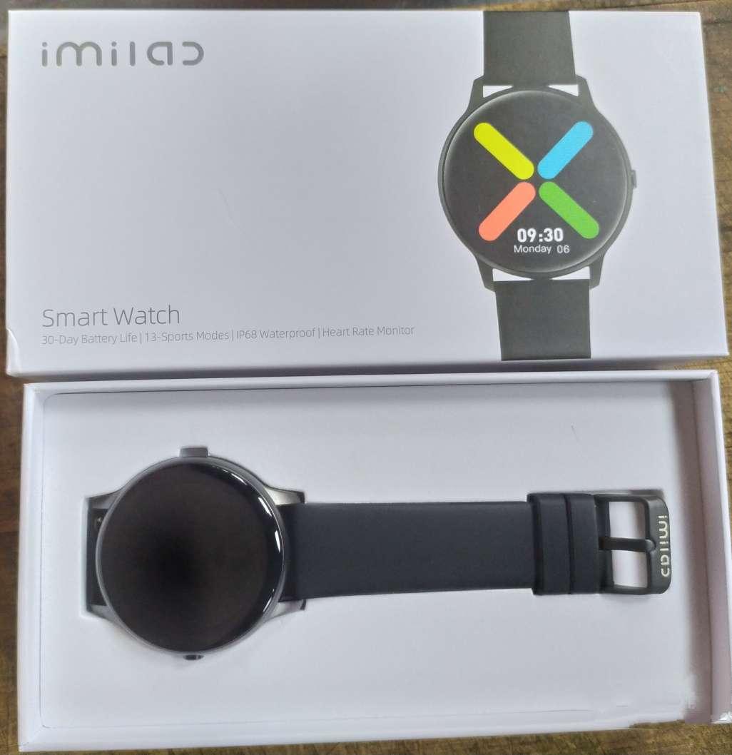 محصول شیائومی - xiaomi ساعت هوشمند شیائومی IMILAB مدل KW66