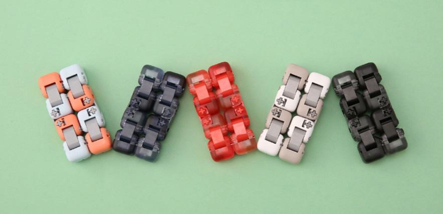 محصول شیائومی - xiaomi مکعب ضد استرس شیائومی Fidget مدل رنگی
