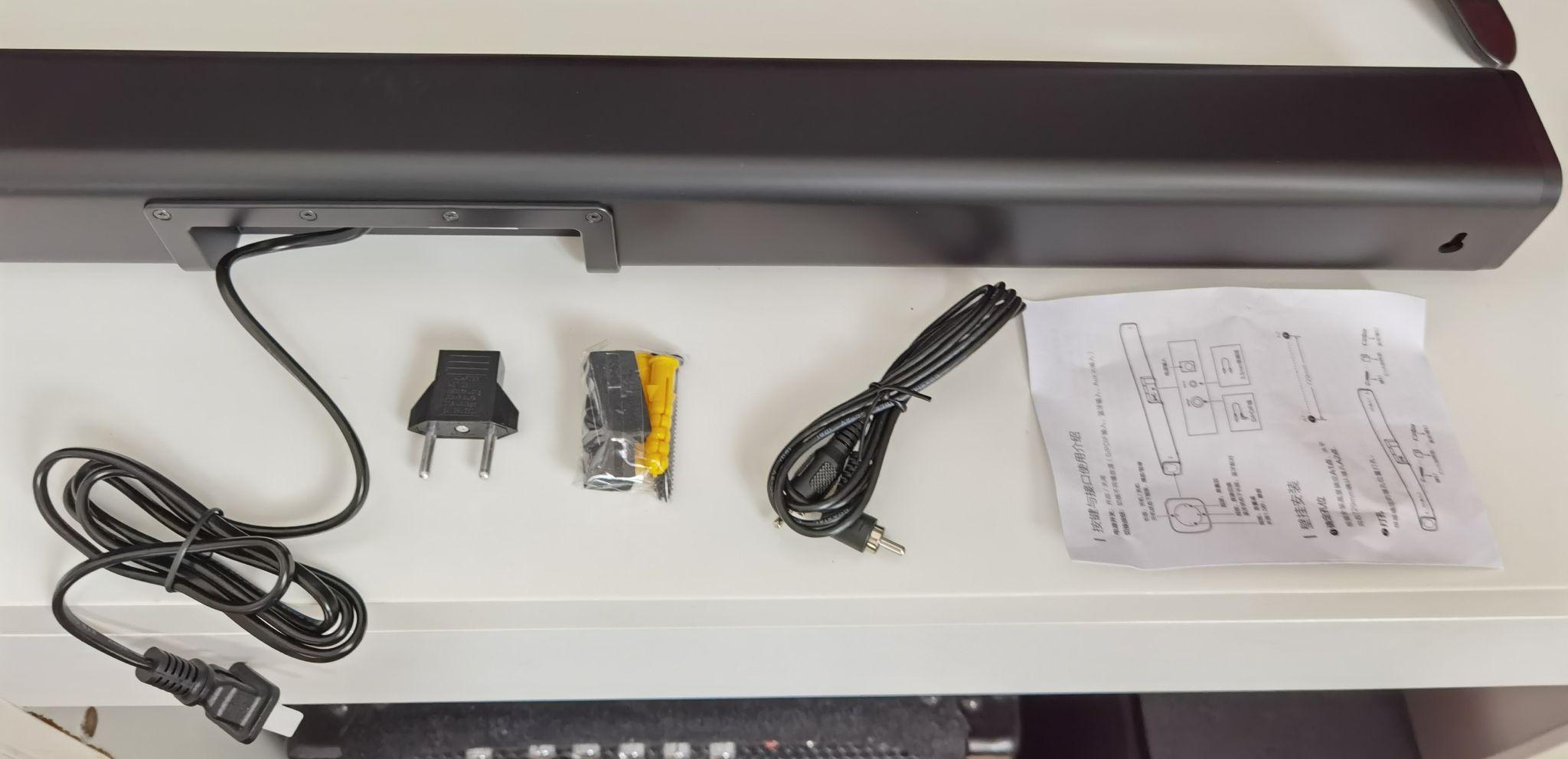 محصول شیائومی - xiaomi اسپیکر ساندبار شیائومی Redmi 30W مدل MDZ-34-DA