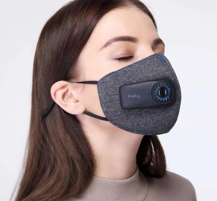 محصول شیائومی - xiaomi ماسک فیلتردار شیائومی Purely مدل HZSN001