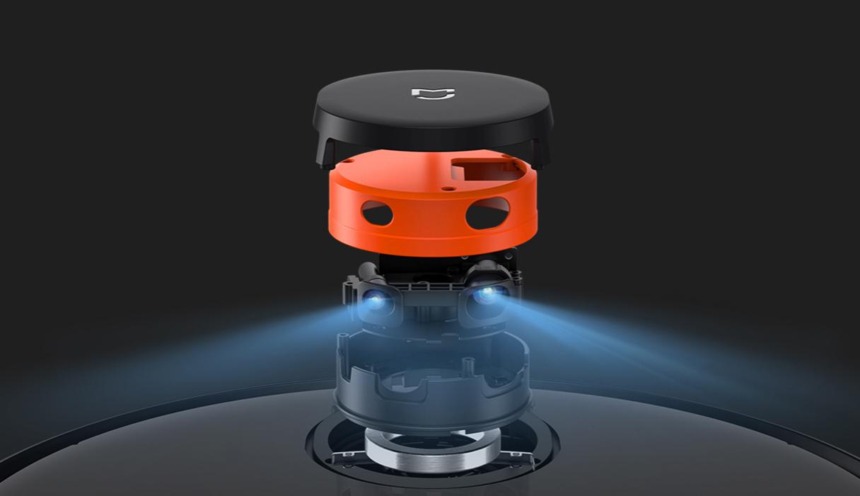 محصول شیائومی - xiaomi جاروبرقی رباتی هوشمند شیائومی مدل STYTJ02YM
