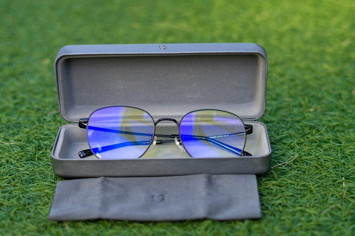 محصول شیائومی - xiaomi عینک ضد اشعه آبی شیائومی MIJIA مدل HMJ01RM