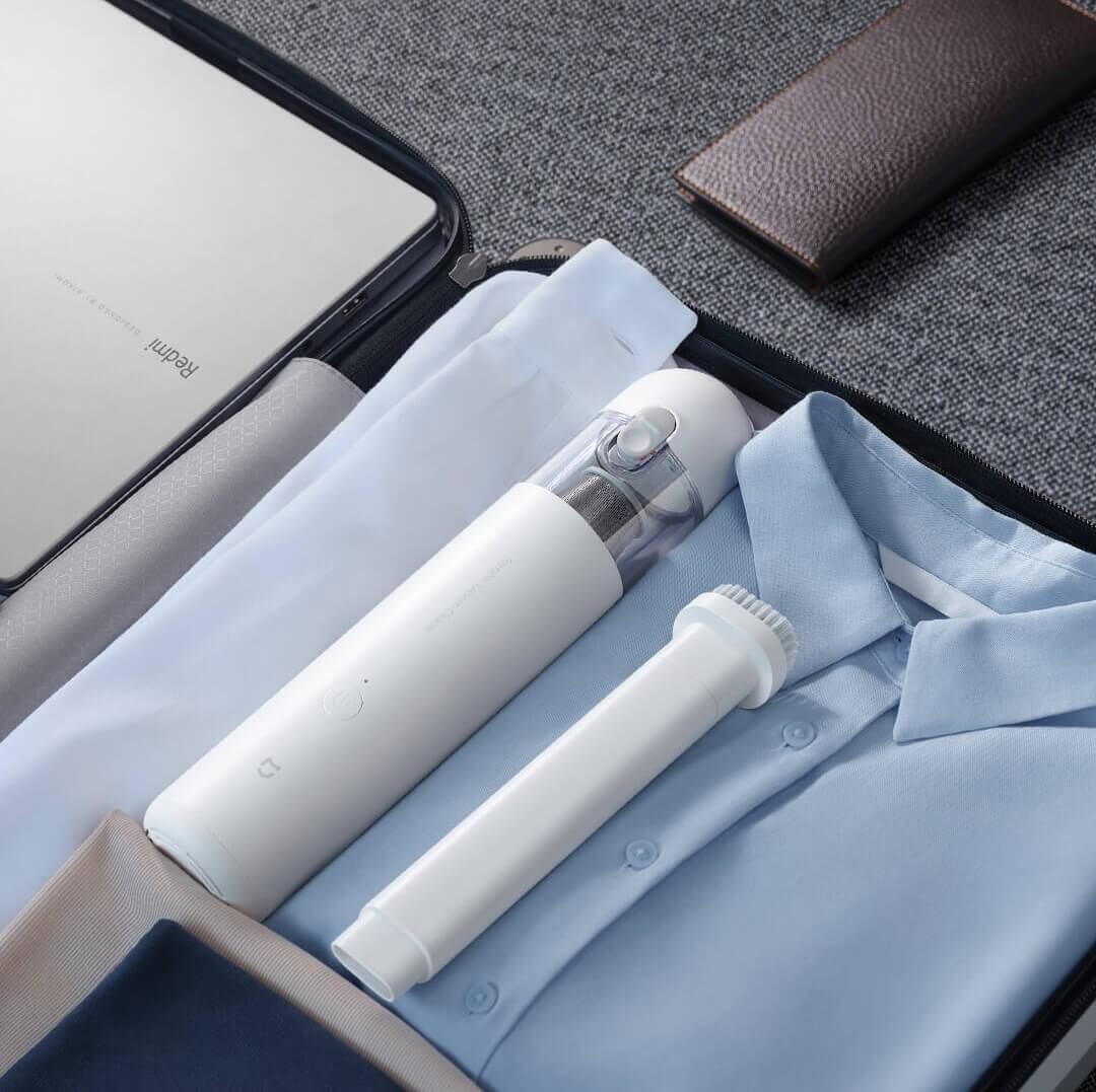 محصول شیائومی - xiaomi جارو برقی قابل حمل شیائومی Mi مدل SSXCQ01XY